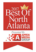 2016 Best of North Fulton and South Forsyth - Winner Urologist Georgia Urology