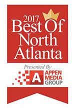 2016 Best of North Fulton and South Forsyth - Winner Urologist Georgia Urology