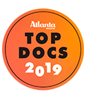 2019 Top Docs, Atlanta Magazine
