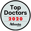 20120 Top Doctors Award by Atlanta Magazine