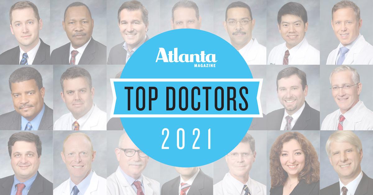 2021 Atlanta magazine Top Doctors list includes 21 Georgia Urology physicians