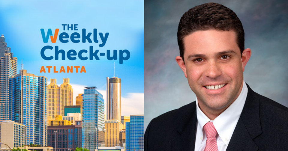 Dr. Froylan Gonzalez appeared on The Weekly Check-Up