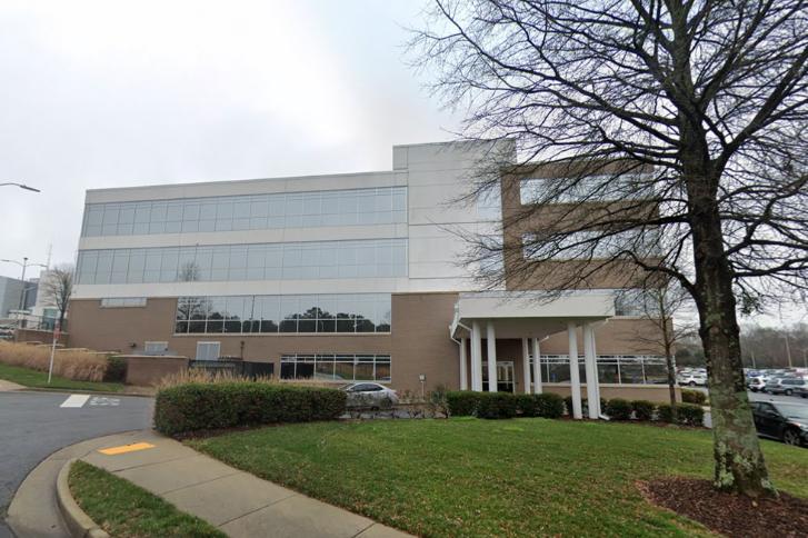 Photo of the Georgia Urology office at NAUA Lawrenceville