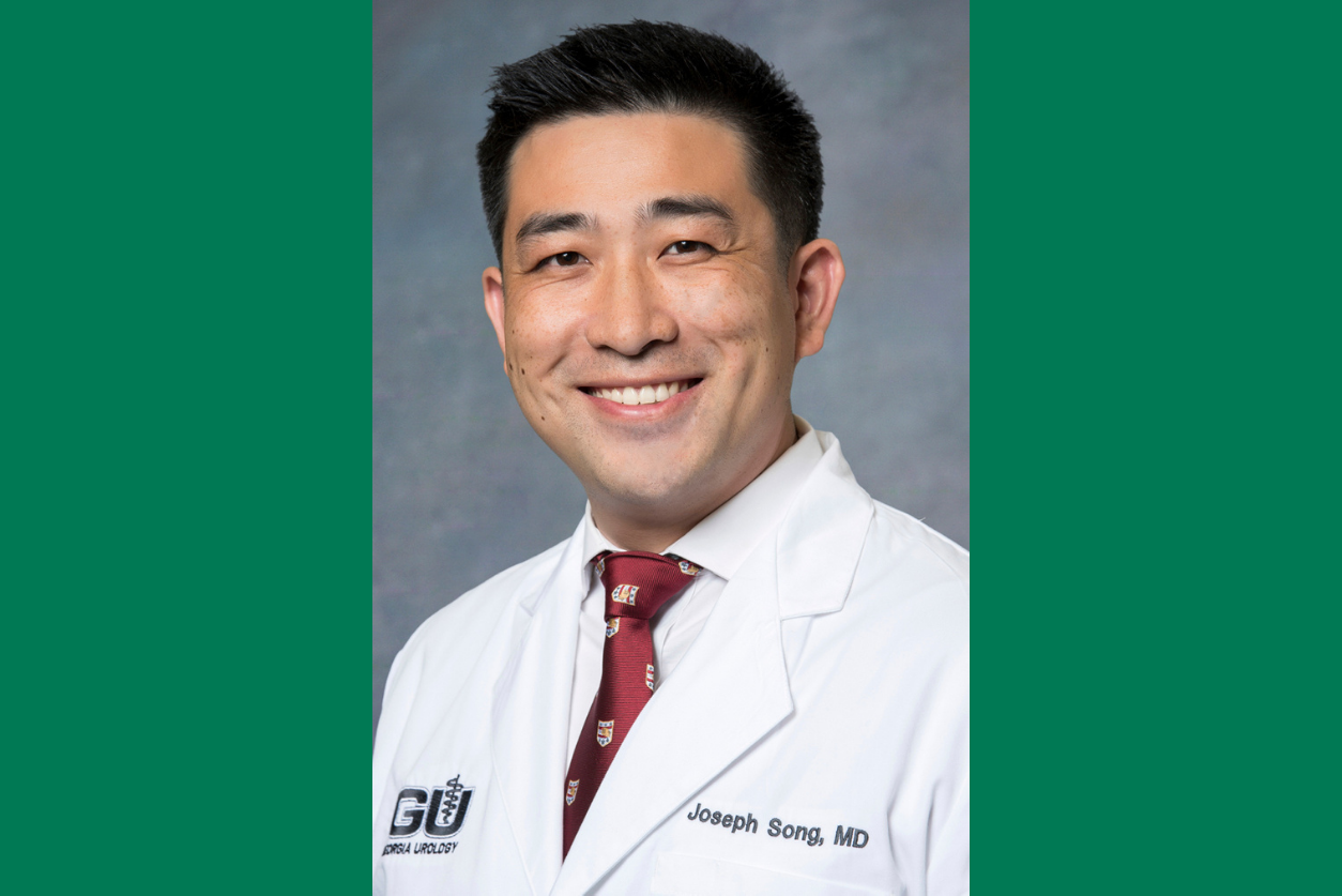 Photo of Dr. Song.