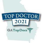 2021 Top Doctor Award by GATopDocs