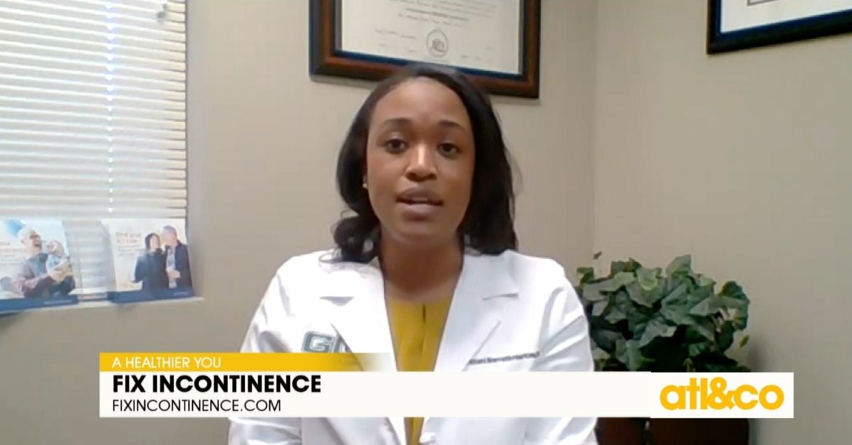 Dr. Barrett-Harlow appears on 11Alive