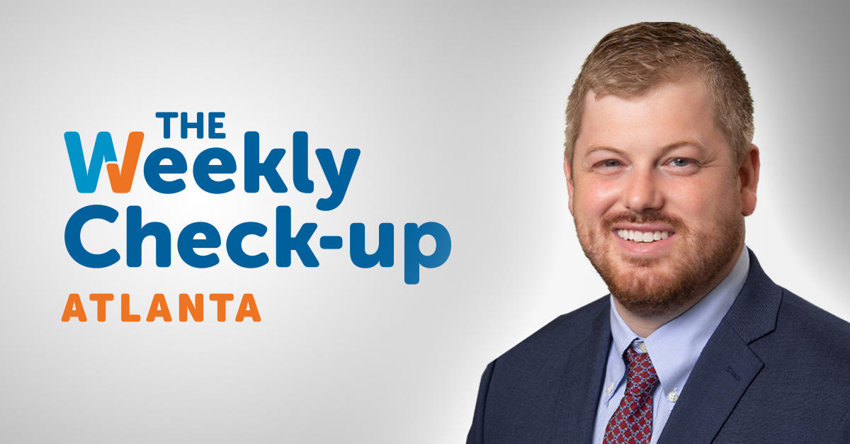 """Dr. Daniel Belew Appeared on """"The Weekly Check-Up"""" on WSB Radio"""
