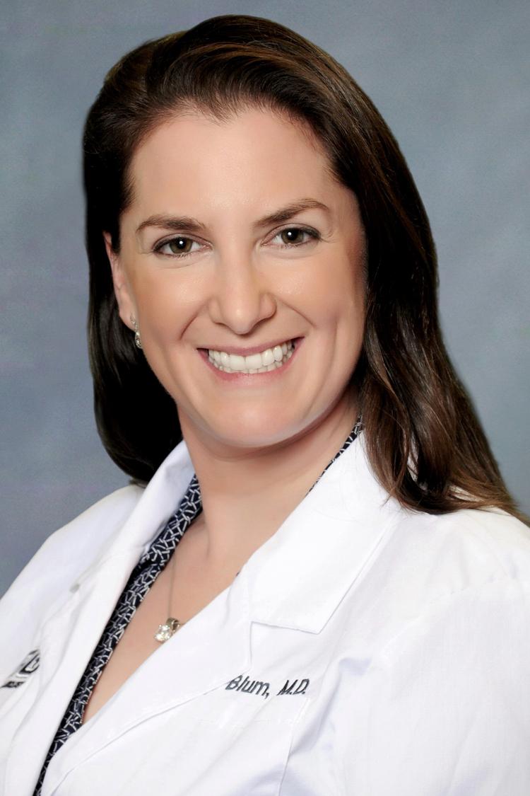 Emily Blum, M.D.