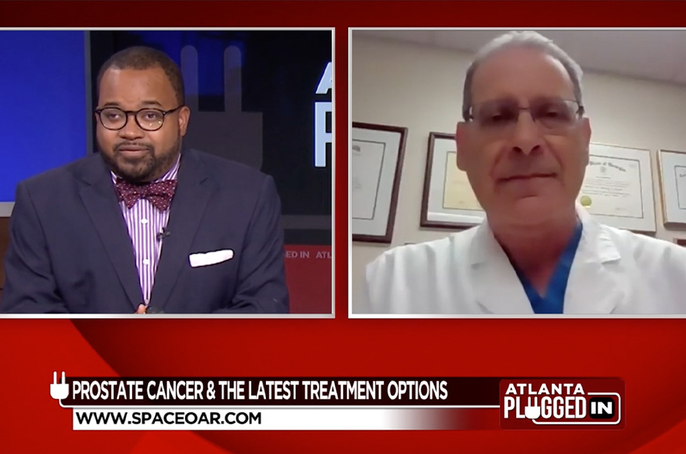 Dr. Carl Capelouto on Atlanta Plugged In on CBS46