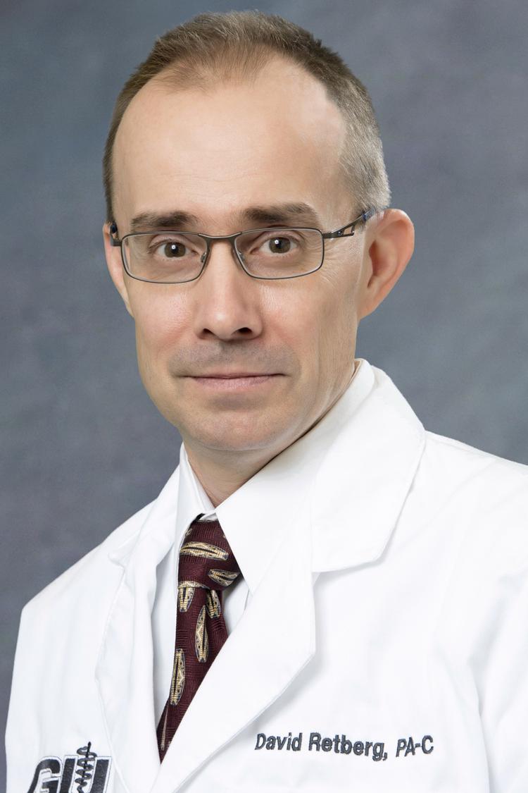 David Retberg, PA-C
