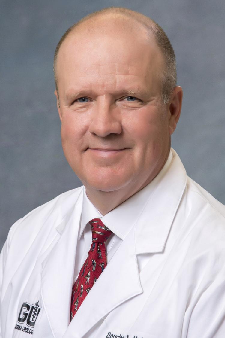 Douglas A. Nyhoff, M.D.