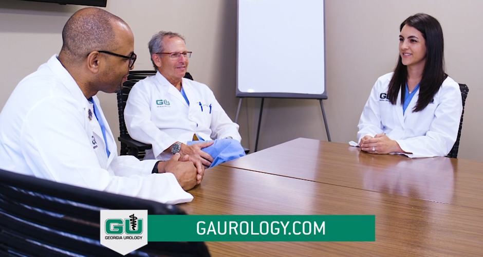 Georgia Urology ad preview