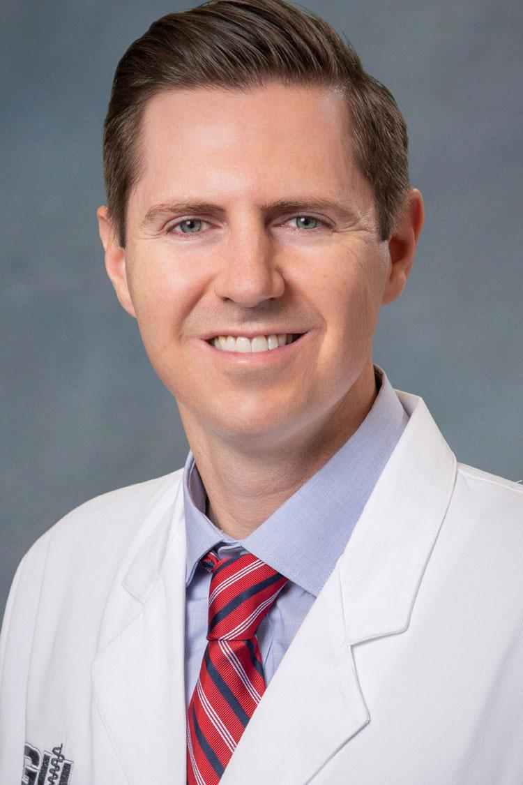 Stephen Overholser, M.D.