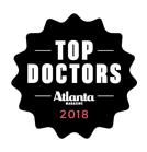 Top Docs 2018, Atlanta Magazine