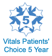 Vitals Patients' Choice 5 Year