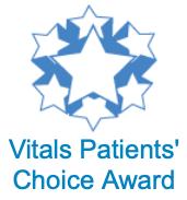 Vitals Patients' Choice Award